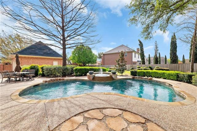 2309 Woodmoor Lane, Colleyville, TX 76034 (MLS #14135739) :: RE/MAX Town & Country