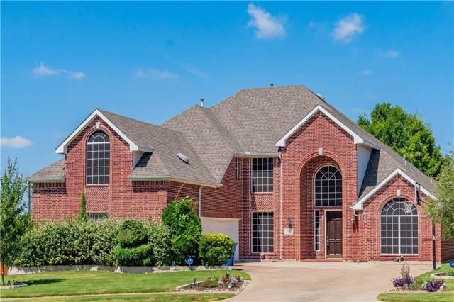 716 Baldwin Court, Allen, TX 75013 (MLS #14135753) :: Vibrant Real Estate