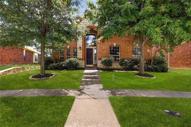 4373 Armistice Drive, Frisco, TX 75034 (MLS #14135758) :: Lynn Wilson with Keller Williams DFW/Southlake