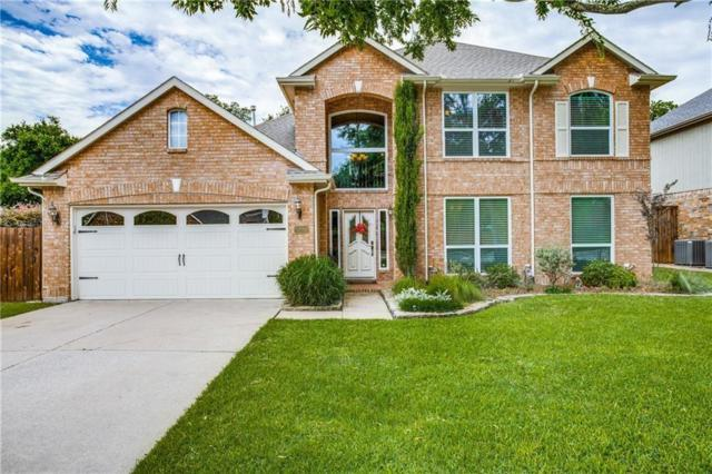 5809 Louisville Drive, Frisco, TX 75035 (MLS #14135762) :: RE/MAX Town & Country