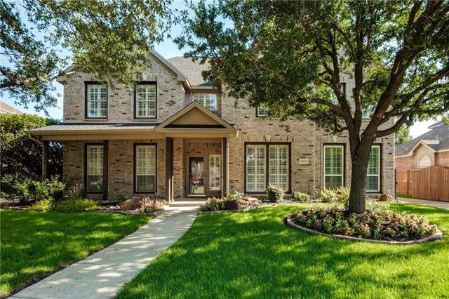 2809 Countryside Trail, Keller, TX 76248 (MLS #14135780) :: All Cities Realty