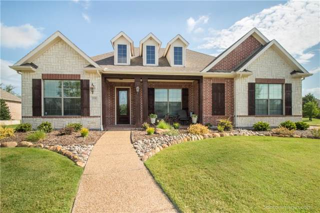 399 Vista Park Drive, Sunnyvale, TX 75182 (MLS #14135781) :: Lynn Wilson with Keller Williams DFW/Southlake