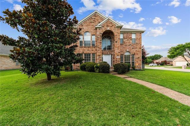 10406 Morning Glory Lane, Frisco, TX 75035 (MLS #14135821) :: RE/MAX Town & Country