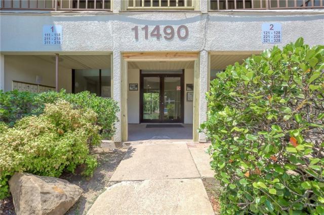 11490 Audelia Road #116, Dallas, TX 75243 (MLS #14135844) :: Team Hodnett