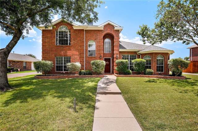 1205 Cactus Path Drive, Murphy, TX 75094 (MLS #14135847) :: RE/MAX Town & Country