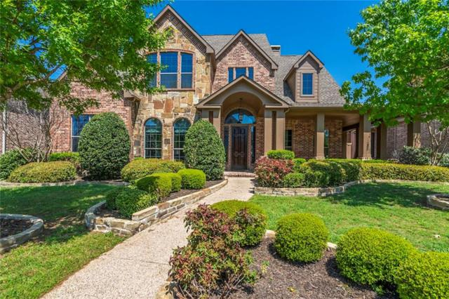 3530 Munstead Trail, Frisco, TX 75033 (MLS #14135908) :: Kimberly Davis & Associates