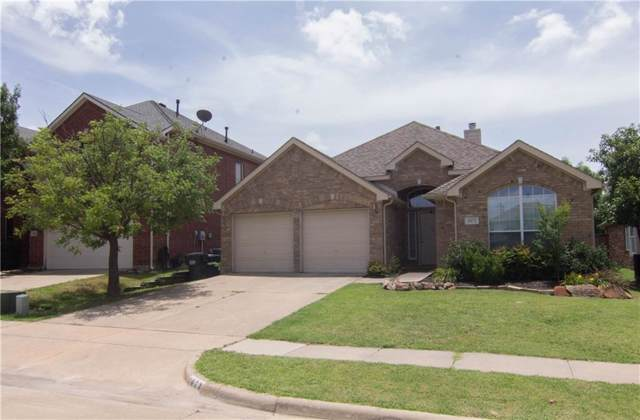 3072 Bigleaf Drive, Little Elm, TX 75068 (MLS #14135919) :: RE/MAX Town & Country