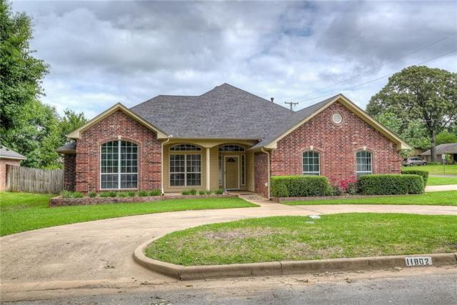 11802 County Road 167, Tyler, TX 75703 (MLS #14135922) :: Lynn Wilson with Keller Williams DFW/Southlake
