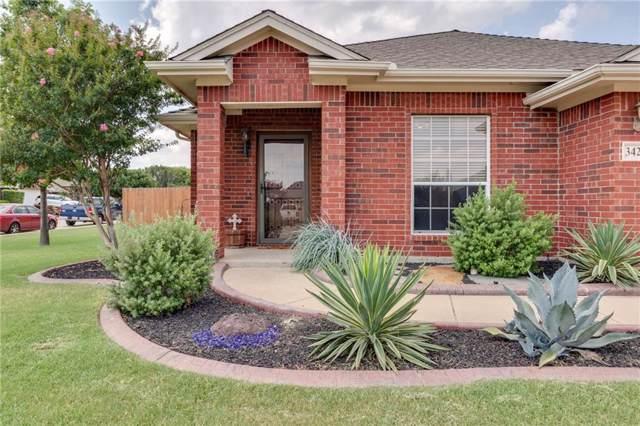 3420 Muleshoe Lane, Fort Worth, TX 76179 (MLS #14135928) :: Lynn Wilson with Keller Williams DFW/Southlake