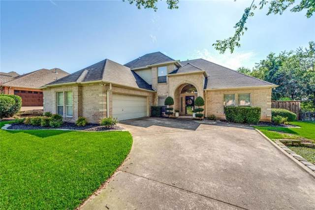 7708 Bridlewood Court, North Richland Hills, TX 76182 (MLS #14135938) :: RE/MAX Town & Country
