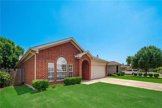 7124 Park Creek Drive, Fort Worth, TX 76137 (MLS #14135941) :: RE/MAX Town & Country