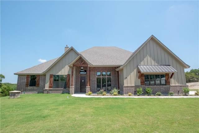 138 Cedar Mountain, Weatherford, TX 76085 (MLS #14135947) :: Lynn Wilson with Keller Williams DFW/Southlake