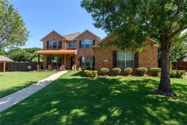 3308 Danbury Cove, Corinth, TX 76208 (MLS #14135954) :: Lynn Wilson with Keller Williams DFW/Southlake