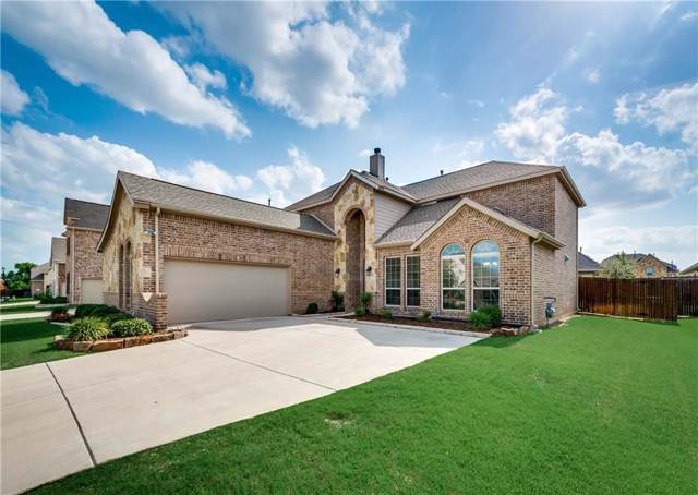 6909 Samarth Lane, Sachse, TX 75048 (MLS #14135955) :: RE/MAX Town & Country