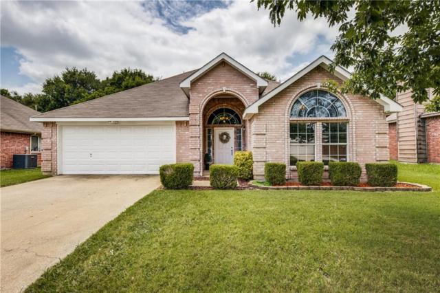 531 Brazos Street, Forney, TX 75126 (MLS #14135964) :: Lynn Wilson with Keller Williams DFW/Southlake