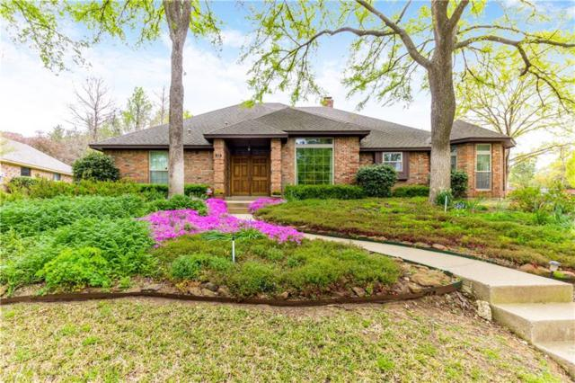 28 Rolling Hills Circle, Denton, TX 76205 (MLS #14135973) :: RE/MAX Town & Country