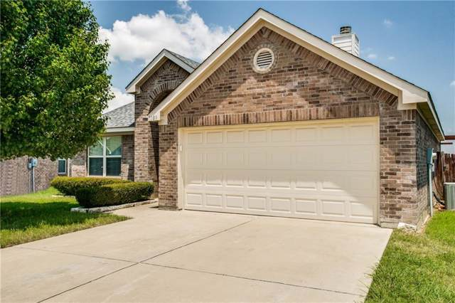 1109 Manhassett Court, Fort Worth, TX 76140 (MLS #14135976) :: RE/MAX Town & Country
