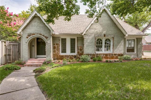 5639 Merrimac Avenue, Dallas, TX 75206 (MLS #14136003) :: Robbins Real Estate Group