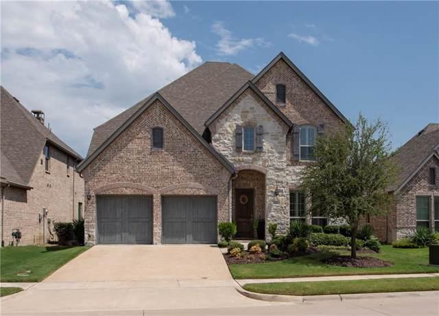 3041 Aberdeen Drive, The Colony, TX 75056 (MLS #14136005) :: Van Poole Properties Group