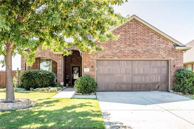 705 Golden Bear Lane, Mckinney, TX 75072 (MLS #14136018) :: RE/MAX Town & Country