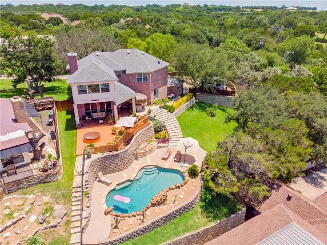 5408 Thunderbird Court, Granbury, TX 76049 (MLS #14136042) :: Kimberly Davis & Associates