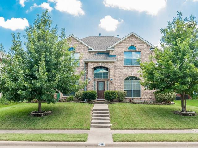1202 Madison Terrace, Glenn Heights, TX 75154 (MLS #14136057) :: Kimberly Davis & Associates