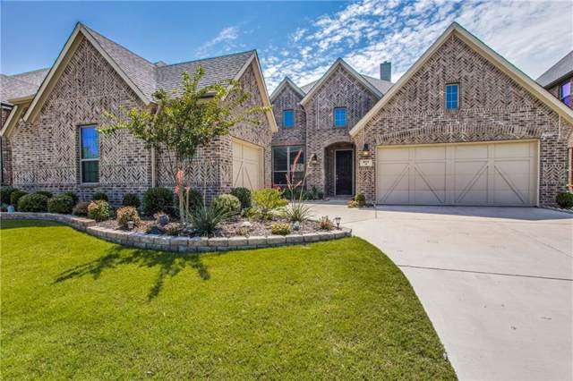 911 Treeline Drive, Northlake, TX 76226 (MLS #14136072) :: The Real Estate Station