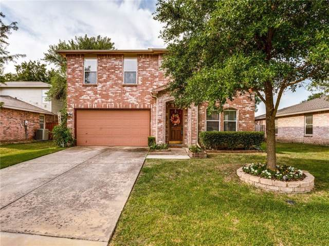 4607 Bellcrest Drive, Mckinney, TX 75070 (MLS #14136075) :: The Good Home Team