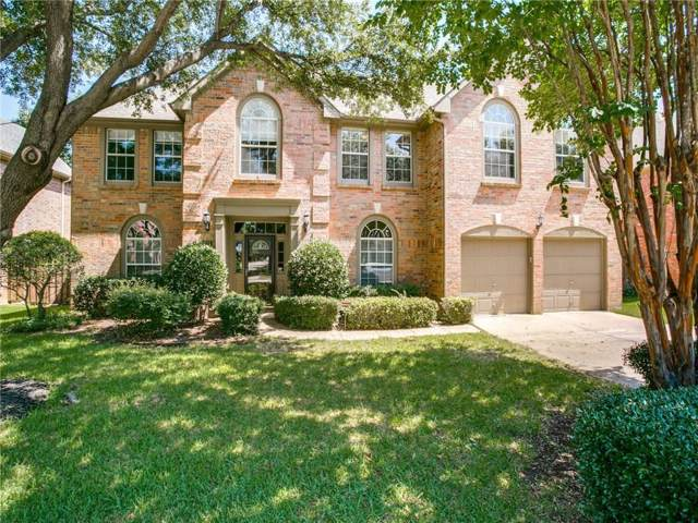 208 Beechwood Lane, Coppell, TX 75019 (MLS #14136077) :: The Star Team | JP & Associates Realtors