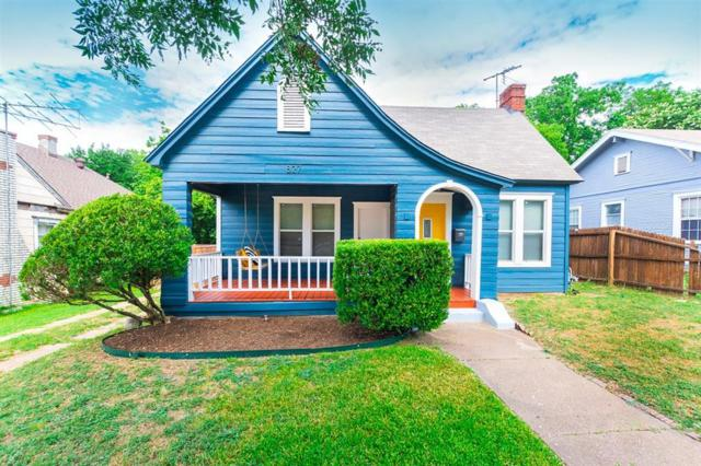 827 S Windomere Avenue, Dallas, TX 75208 (MLS #14136080) :: RE/MAX Town & Country