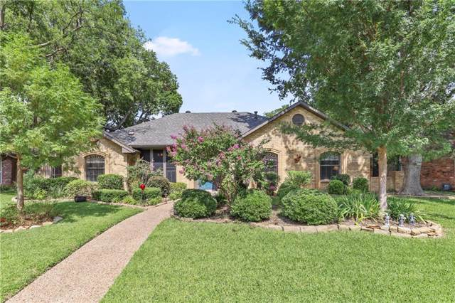 756 Cardinal Lane, Coppell, TX 75019 (MLS #14136084) :: RE/MAX Town & Country