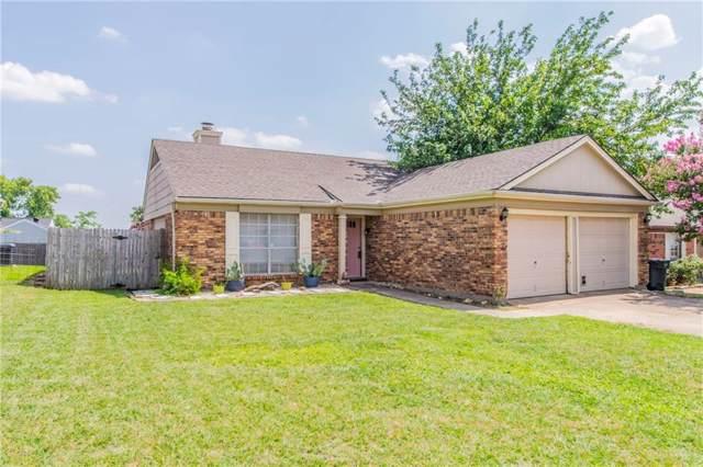 3912 Manzinita Street, Fort Worth, TX 76137 (MLS #14136096) :: RE/MAX Town & Country