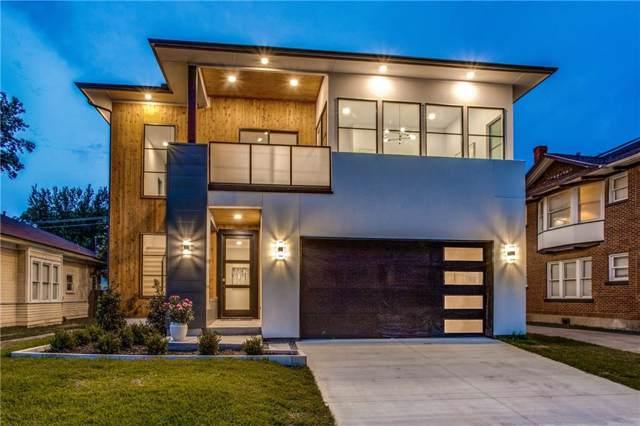 5806 Prospect Avenue, Dallas, TX 75206 (MLS #14136103) :: HergGroup Dallas-Fort Worth