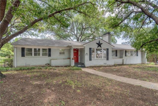 3806 Walnut Hill Lane, Dallas, TX 75229 (MLS #14136122) :: RE/MAX Town & Country