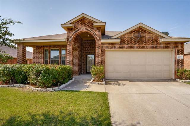 409 Fountain View Lane, Josephine, TX 75173 (MLS #14136123) :: RE/MAX Town & Country
