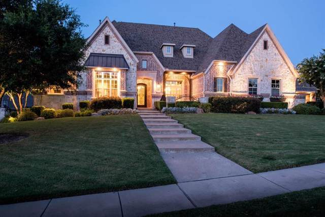 2605 Echo Valley Trail, Mckinney, TX 75069 (MLS #14136153) :: RE/MAX Town & Country
