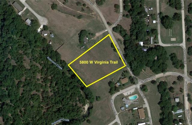 5800 W Virginia Trail, Granbury, TX 76048 (MLS #14136163) :: Lynn Wilson with Keller Williams DFW/Southlake