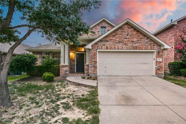 324 Highland Creek Drive, Wylie, TX 75098 (MLS #14136196) :: RE/MAX Town & Country