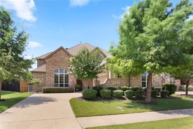 561 Quail Creek Drive, Frisco, TX 75036 (MLS #14136236) :: RE/MAX Town & Country
