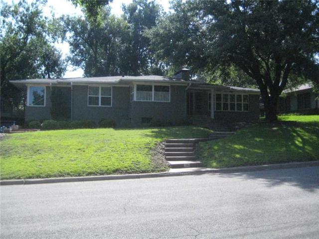 716 Westwood Drive, Sherman, TX 75092 (MLS #14136252) :: Baldree Home Team