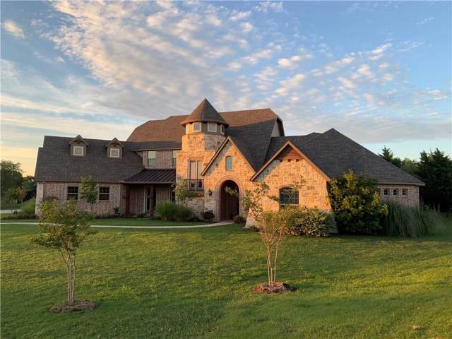 120 W Waters Edge Way, Oak Point, TX 75068 (MLS #14136258) :: RE/MAX Town & Country
