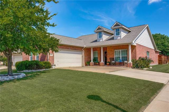 10445 Stoneside Trail, Fort Worth, TX 76244 (MLS #14136263) :: The Heyl Group at Keller Williams