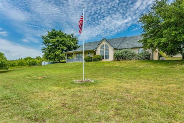 350 Country Place Road, Brock, TX 76087 (MLS #14136266) :: RE/MAX Town & Country