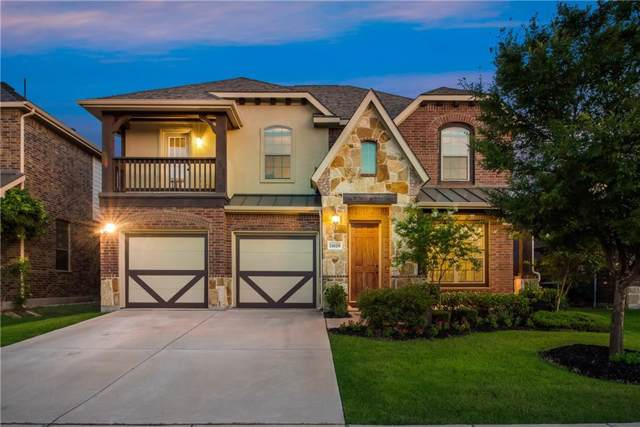11620 Parade Drive, Frisco, TX 75036 (MLS #14136273) :: RE/MAX Town & Country
