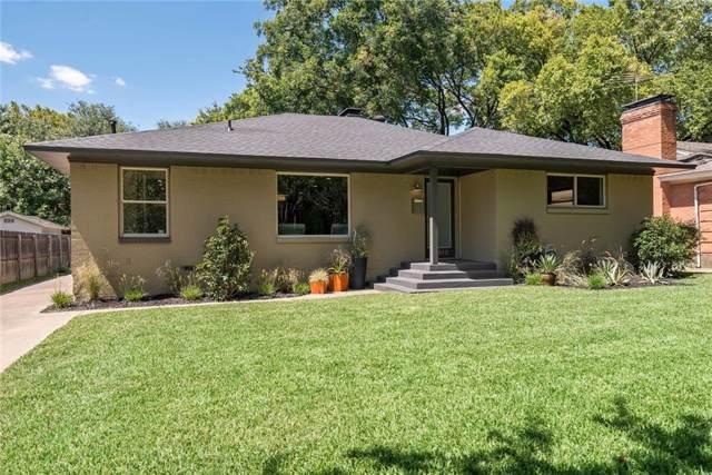 10515 Sinclair Avenue, Dallas, TX 75218 (MLS #14136316) :: Robbins Real Estate Group