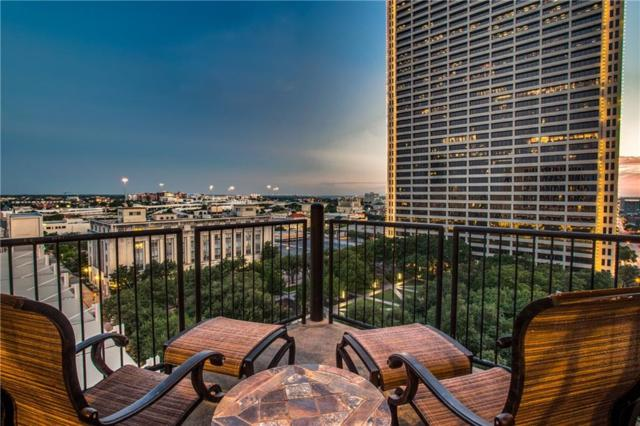 411 W 7th Street #1005, Fort Worth, TX 76102 (MLS #14136333) :: RE/MAX Town & Country