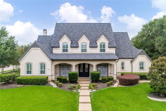 7206 Brooke Drive, Colleyville, TX 76034 (MLS #14136337) :: RE/MAX Town & Country