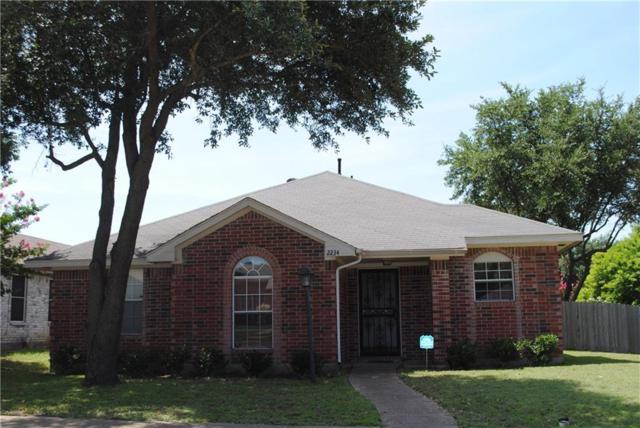 2234 Barnett Street, Lancaster, TX 75146 (MLS #14136352) :: Lynn Wilson with Keller Williams DFW/Southlake