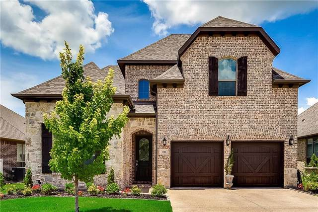 1581 Trowbridge Circle, Rockwall, TX 75032 (MLS #14136369) :: Baldree Home Team