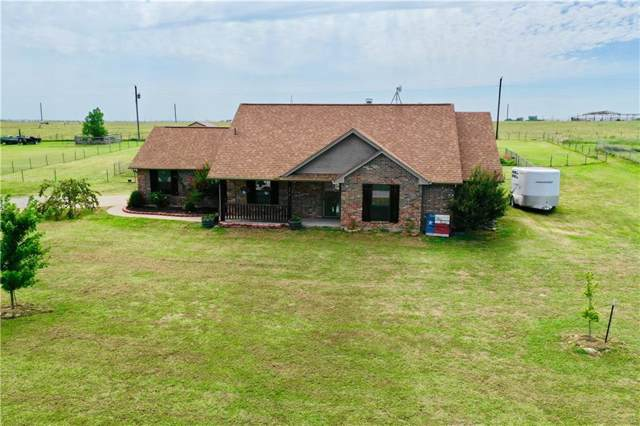 273 Valley Meadow Drive, Decatur, TX 76234 (MLS #14136380) :: Lynn Wilson with Keller Williams DFW/Southlake
